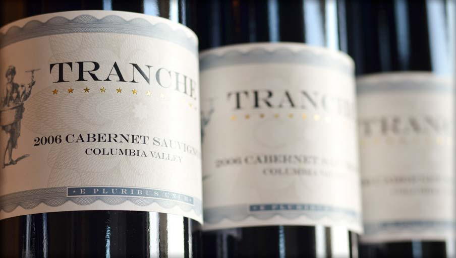 Tranche Cellars Wines